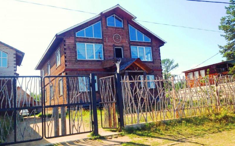 "Guest house ""Legends of Baikal"""