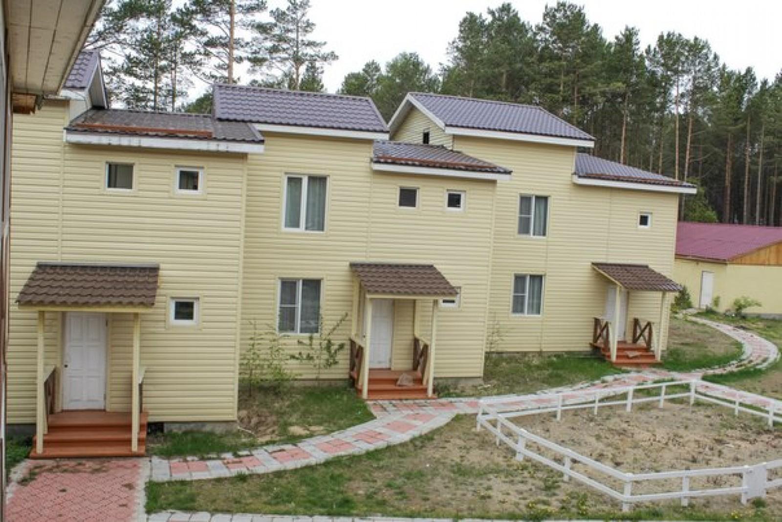 """The recreation center """"Baikal Leader"""""""
