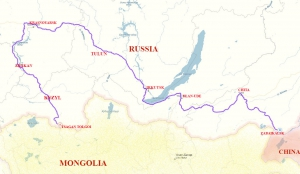 SiberianTransit, route№1