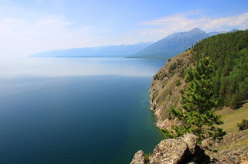 Cape Kotelnikovsky. Photo A. Dryukova