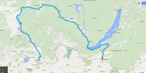 SiberianTransit, route №2