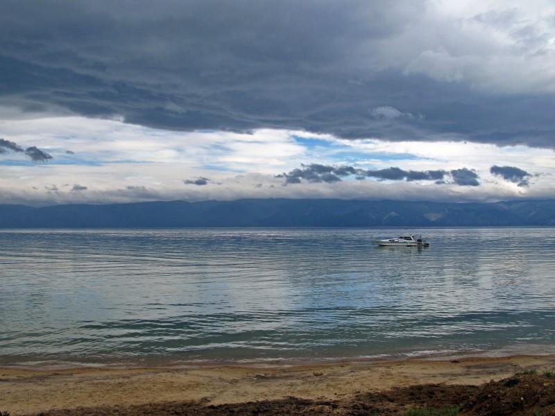 Barguzinsky Bay